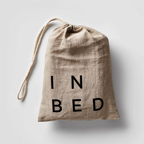 In bed bag